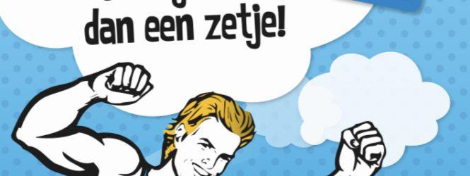 Zetjes-actie Albert Heijn Almkerk