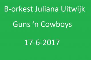 Jeugdfestival Nieuw-Lekkerland Guns 'n Cowboys