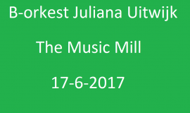 Jeugdfestival Nieuw-Lekkerland The Music Mill